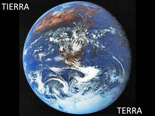 Fotos reales de los planetas y del universo Tierra