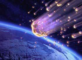 ¿Qué és un meteorito?