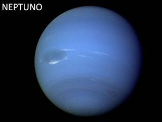Fotos reales de los planetas y del universo Neptuno