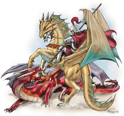 24aa8ae7bbc4a83162cd117342ecdbea La leyenda de San Jorge y el Dragón para niños