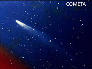 Fotos reales de los planetas y del universo cometa