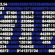 El número Pi fácil de entender