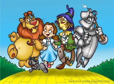 Cuento el maravilloso Mago de Oz