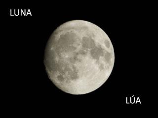 Fotos reales de los planetas y del universo luna