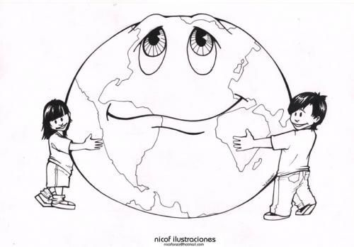 Results for Dibujo Del Planeta Tierra Para Niños