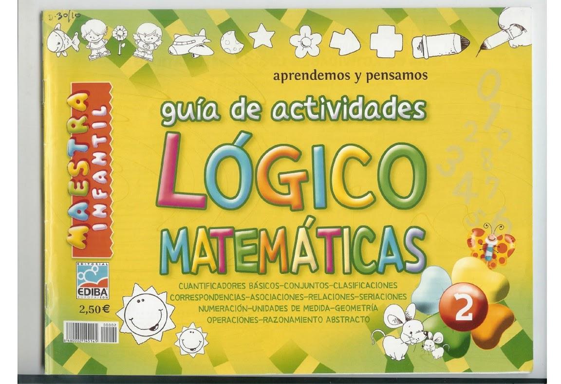Actividades de lógica y matemáticas