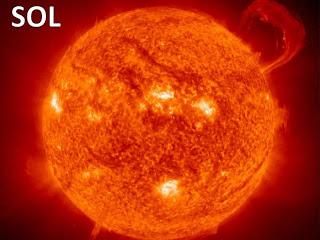 Fotos reales de los planetas y del universo el sol