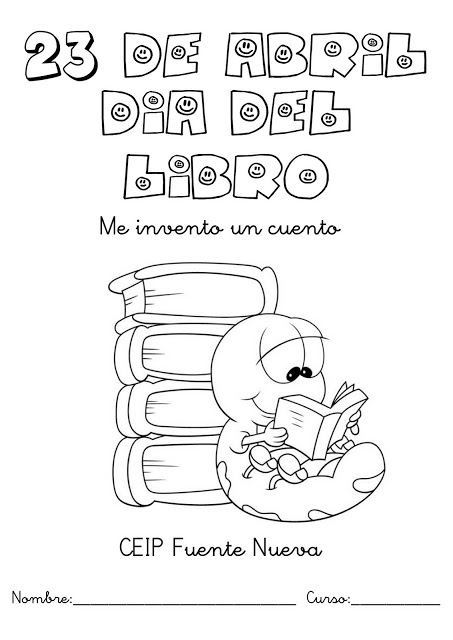 Día del Libro, material didáctico