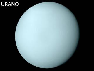 Fotos reales de los planetas y del universo Urano