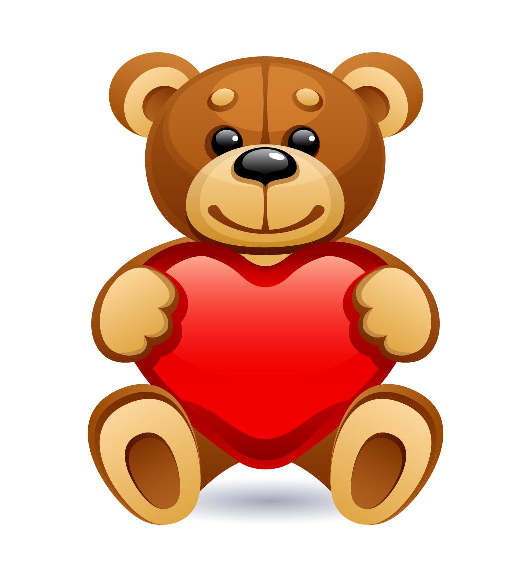 Dibujos de corazones para San Valentín