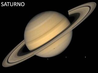 Fotos reales de los planetas y del universo Saturno
