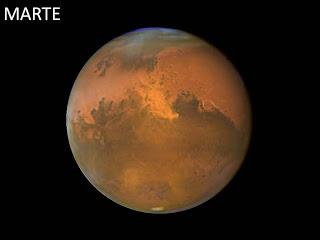 Fotos reales de los planetas y del universo Marte
