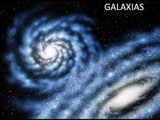 Fotos reales de los planetas y del universo galaxia