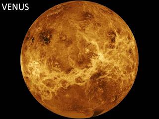 Fotos reales de los planetas y del universo Venus