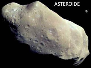 Fotos reales de los planetas y del universo asteroide