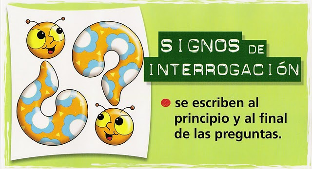 22eeed4140a13bbcb2cbfa76d42e7f94 Aprender los signos de puntuación para niños