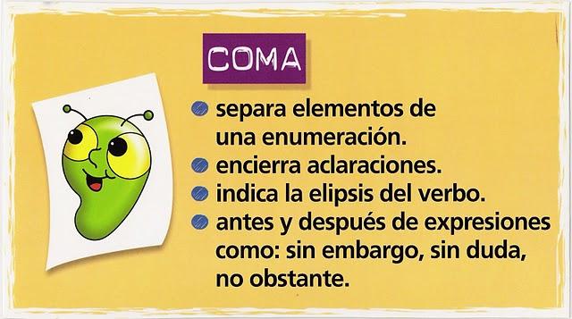 4104e4c3cedb8d382fcba5f8e8d82614 Aprender los signos de puntuación para niños