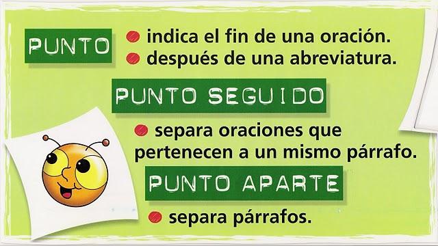 58f5bf780cbecd3ddae7389081bc20f5 Aprender los signos de puntuación para niños