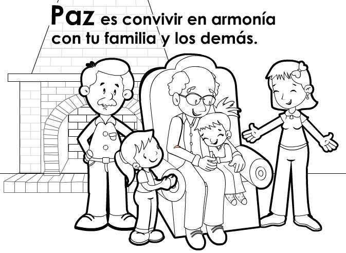 Valores sociales para niños - Imagui