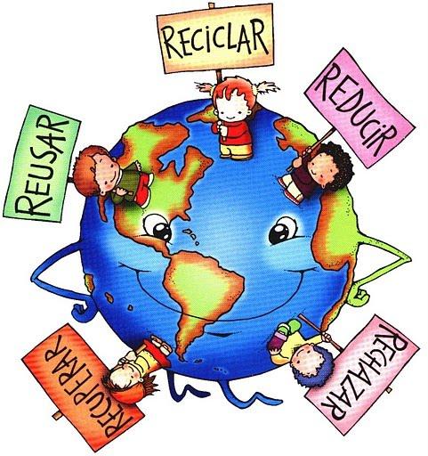 Día mundial de La Tierra para niños