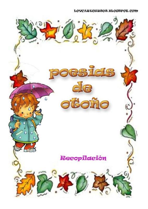 Poemas y rimas infantiles del otoño