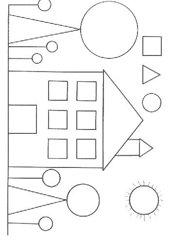 Dibujos y plantillas para gomets casa