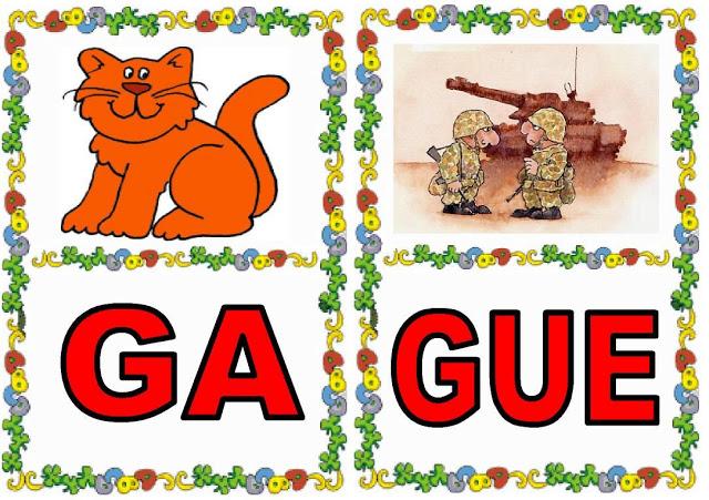 GA-GUE