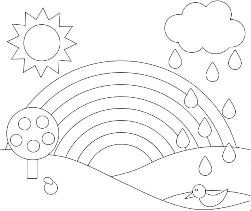 Dibujos De Ninos Para Kinder Imagui