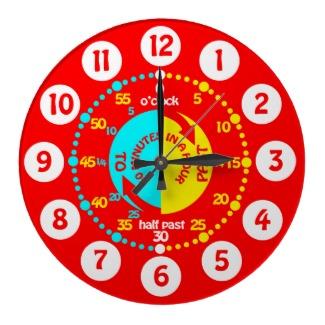 Problemas de relojes resueltos