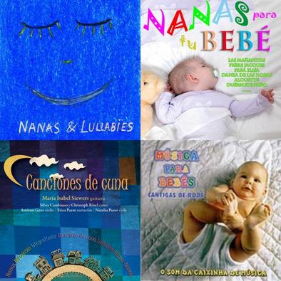 Playlist de Nanas y música de cuna para dormir